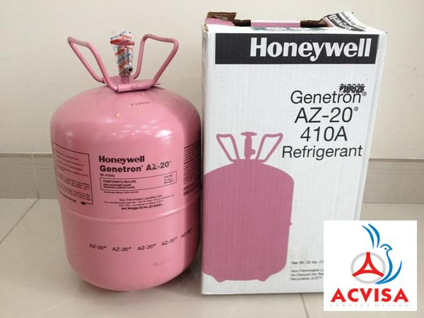 Gas R410 Honeywell